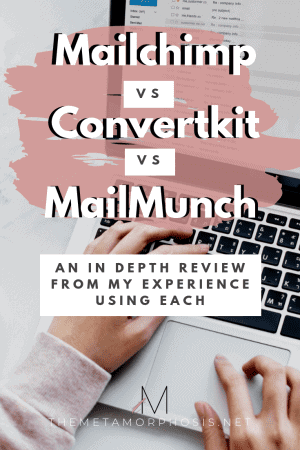 Battle of the Email Marketing Tools - Mailchimp vs Convertkit vs MailMunch