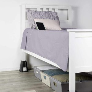 bed lifts with outlet