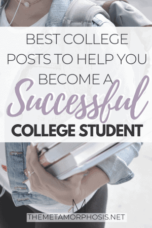 best college posts to help you become a successful college student - this includes the best tips for college, how to boost your gpa, how to save money in college and more!