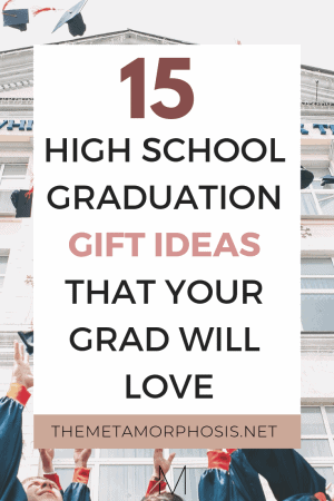 15 high school graduation gift ideas that your grad will love