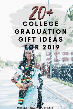 20+ college graduation gift ideas for 2019