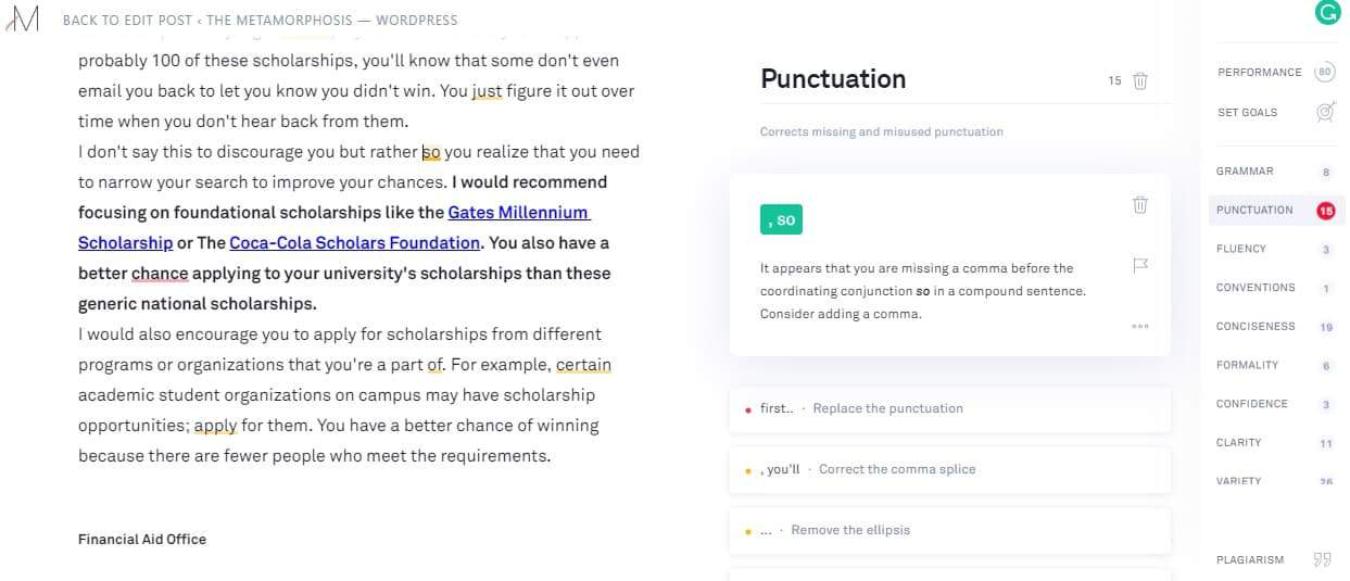 how to write a college paper - grammarly