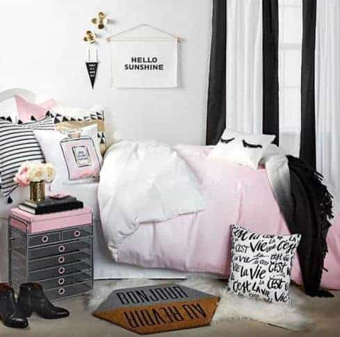 dorm room ideas simple