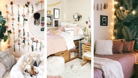 dorm room ideas banner