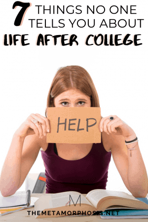 7 things no one tells you about life after college