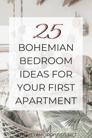 25 Bohemian Bedroom Ideas You'll Love