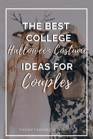 10 Awesome Couples Halloween Costume Ideas for College Students