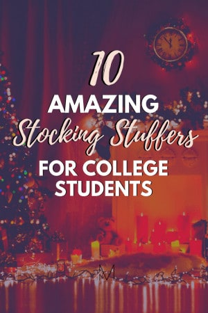 10 amazing stocking stuffers for college students
