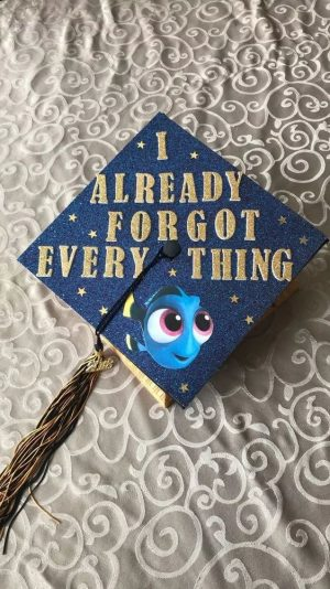 2020 graduation cap ideas