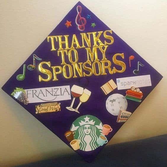 creative graduation cap ideas