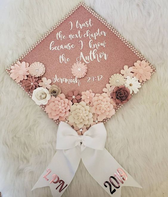 cute graduation cap designs