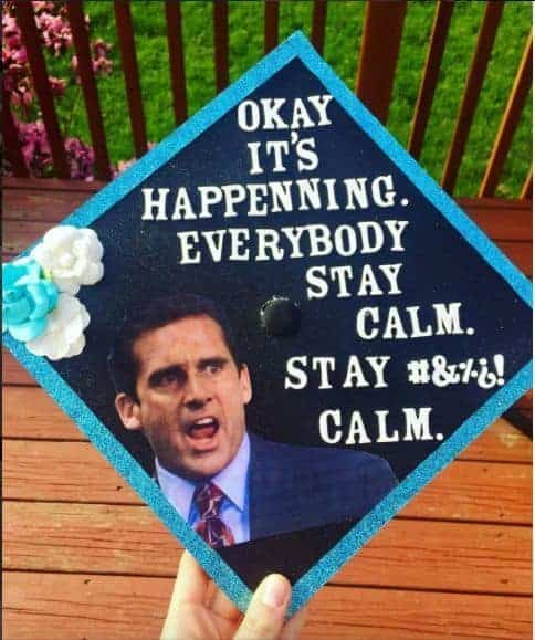 funny graduation cap ideas 2020
