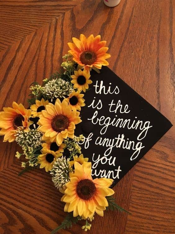 graduation cap ideas for high school