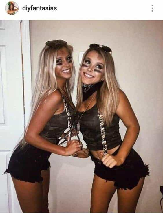 Halloween Costumes for Best Friends