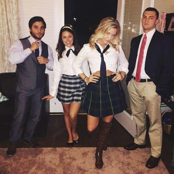 pretty little liars costume for Halloween