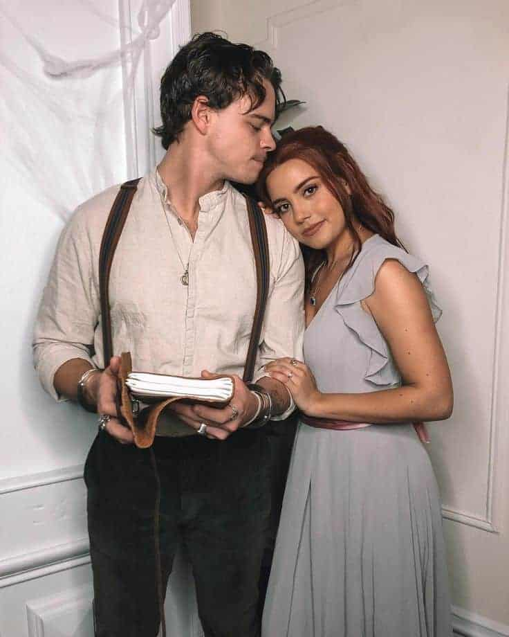 titanic costume for couples