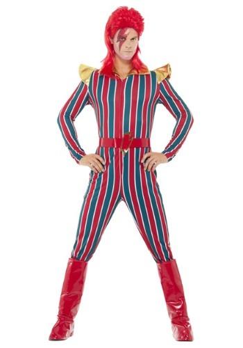 80's Space Superstar Men's Costume